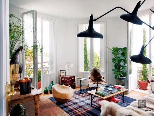 экологичный стиль в современном дизайне интерьерной среды