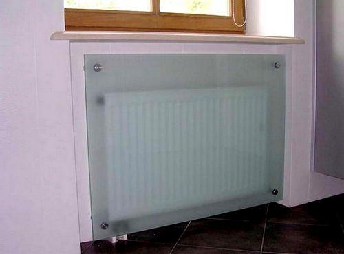 Экран для батареи отопления – визуальный щит от некрасивого радиатора