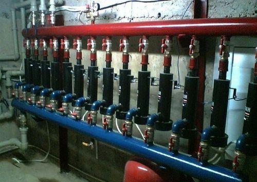 Электрический котел для отопления частного дома: фото, отзывы