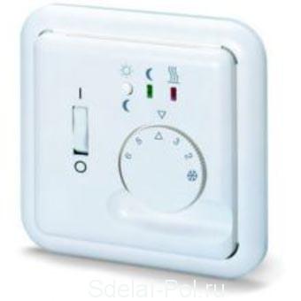 Электрический теплый пол: монтаж и укладка своими руками