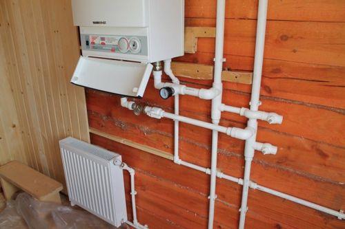 Электрокотел с циркуляционной помпой