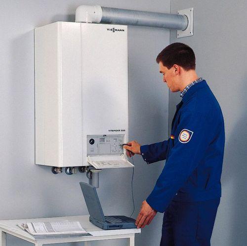 Энергонезависимые газовые котлы отопления: настенные, напольные двухконтурные котлы без электричества