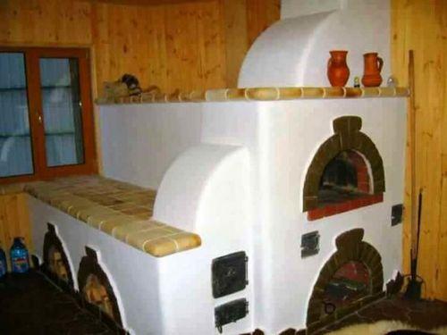 Как быстро, качественно и недорого сделать отделку дома: облицовываем печь своими руками