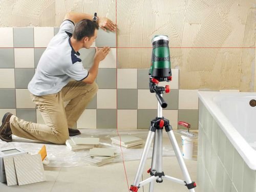 Как класть плитку в ванную комнату: фото и видео мастер-класс