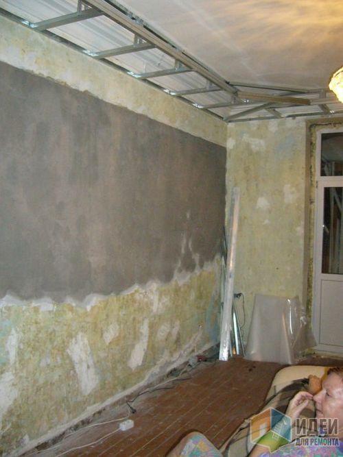 Как лучше всего устроить пол в квартире-сталинке?