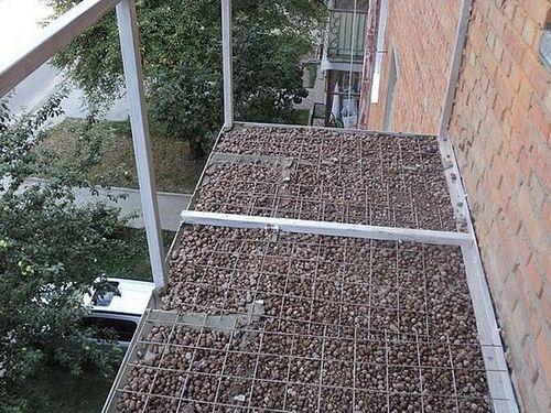 Как можно восстановить прочность балконной плиты?