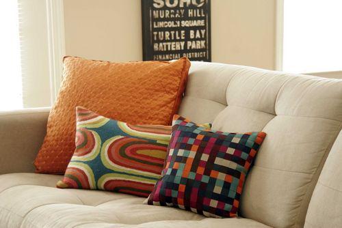 Как нарисовать и сшить декоративные подушки своими руками: фото, советы, схемы