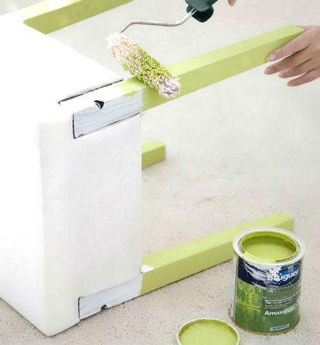 Как обновить мебель своими руками, описание способов, видео инструкция