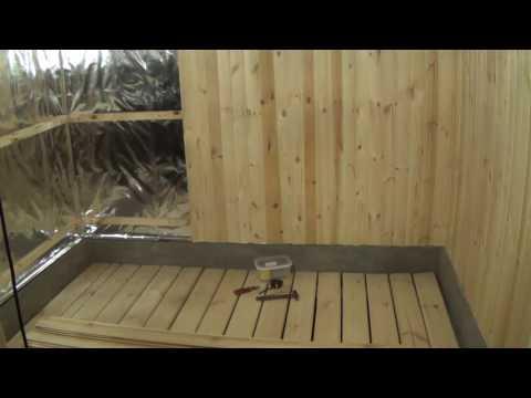 Как обшить баню внутри вагонкой своими руками: пошаговая инструкция