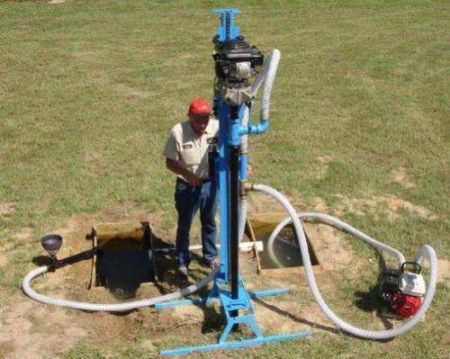 Как обустроить скважину для воды своими руками - пошаговая инструкция