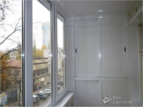 Как оформить балкон квартиры своими руками (внутри и снаружи)  фото