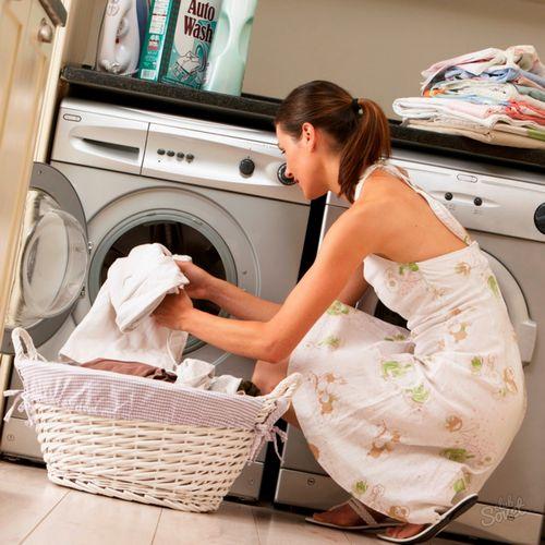 Как отстирать кухонные полотенца от пятен в домашних условиях