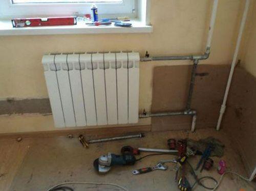 Как подключить радиатор отопления: способы подключения, как лучше сделать, какой комплект использовать в квартире, примеры на видео и фото