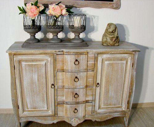 Как покрасить домашнюю мебель своими руками, состаривание мебели
