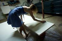 Как покрасить межкомнатные двери: выбор краски, инструкция по покраске межкомнатных дверей своими руками
