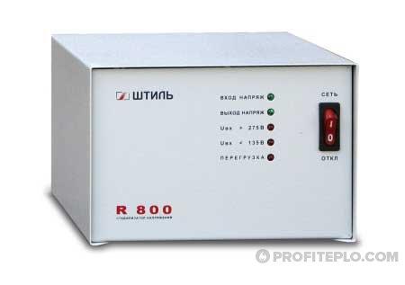 Как правильно выбрать стабилизатор напряжения для газового котла