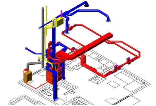 Как произвести расчет воздуховодов для вентиляции