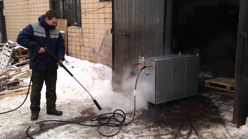 Как разморозить трубу под землей: альтернативные возможности