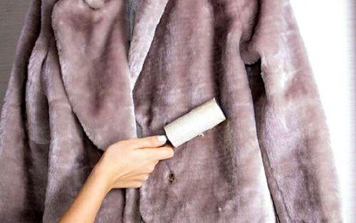 Как самостоятельно почистить изделие из искусственного меха, видео