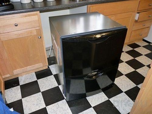 Как самостоятельно установить посудомоечную машину - инструкция и видео