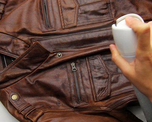 Как самостоятельно восстановить кожаную куртку, видео инструкция
