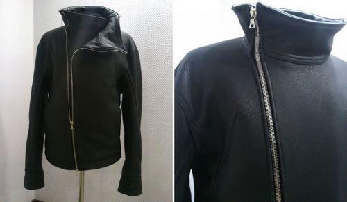 Как самостоятельно заклеить кожаную куртку, выбор клея, видео