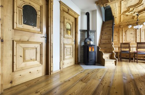 Как сделать деревянный пол в квартире своими руками