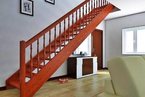 Как сделать лестницу на второй этаж своими руками из дерева