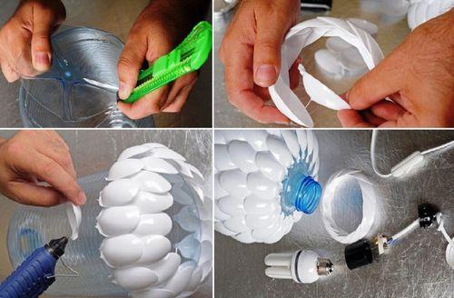 Как сделать люстру своими руками: фото, идеи, примеры, видео
