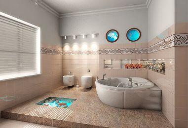 Как сделать наливной пол в ванной своими руками