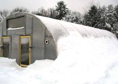 Как сделать отопление теплицы зимой - особенности обогрева, фотопримеры и видео