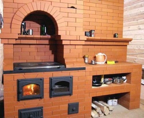 Как сделать печь для дачи своими руками: выбор оптимального варианта и процесс изготовления