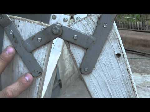 Как сделать стремянку своими руками из профильной трубы - пошаговая инструкция