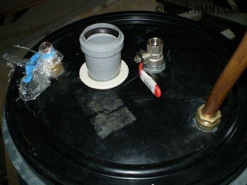 Как сделать тепловой насос типа вода-вода: пошаговая схема сборки