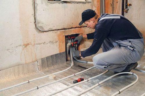 Как сделать теплый пол от отопления: как правильно сделать от водяного центрального отопления своими руками, теплые полы от парового отопления, от батареи