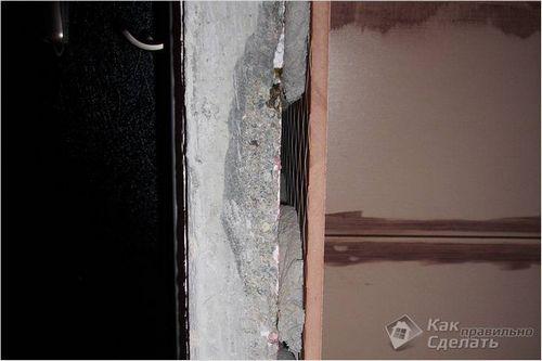 Как снять плитку со стены - правила демонтажа плитки