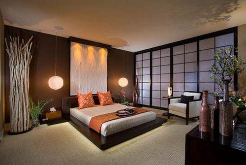 Как создать интерьер спальни в японском стиле: практические советы