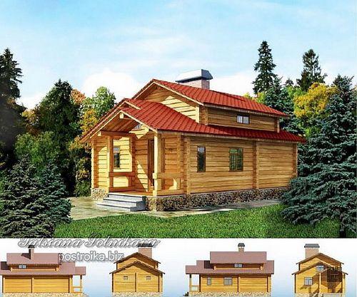 Как строить дом из бруса: несколько простых советов