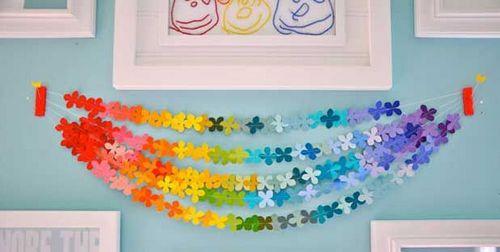 Как украсить комнату на Новый год - оригинальные идеи и советы
