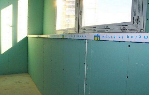 Как утеплить балкон изнутри своими руками в панельном доме
