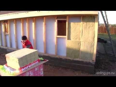 Как утеплить деревянный дом своими руками: внутри и снаружи