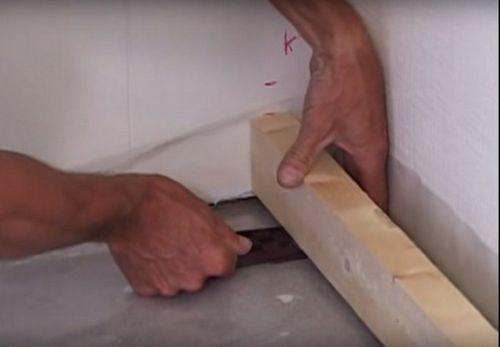 Как утеплить пол на балконе своими руками и чем лучше