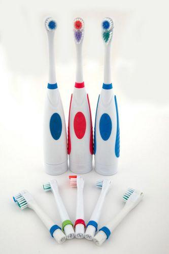 Как выбрать электрическую зубную щётку