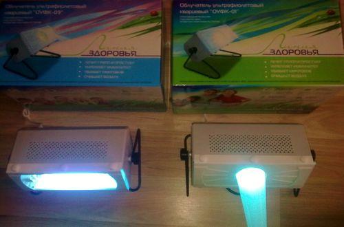 Как выбрать кварцевую лампу для дома: преимущества и правила эксплуатации