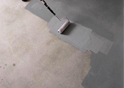 Как выбрать напольное покрытие для гаража - виды и особенности