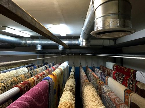 Как выбрать профессиональное оборудование для обслуживания ковров