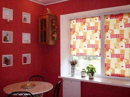 Как выбрать рулонные шторы: цвет, размер, светопроницаемость