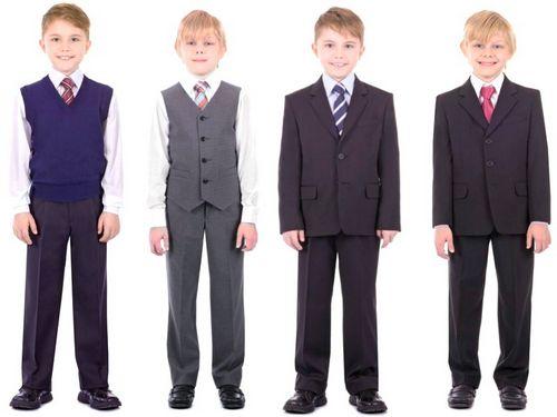 Как выбрать школьную форму для мальчиков, модели 2018 года, видео обзор