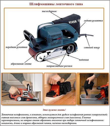 Как выбрать шлифовальную машину для паркета: сравнительный обзор