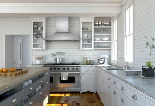Как выбрать вытяжку для кухни: советы, виды, фото в интерьере